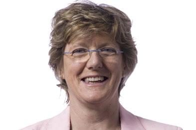 Dame Sally Davies is interim CMO