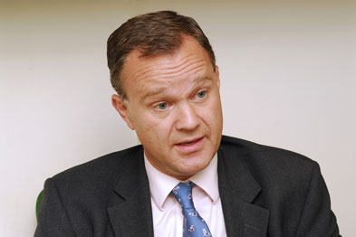 Mr Simmonds: Conservatives plan to rewrite the NHS funding formula