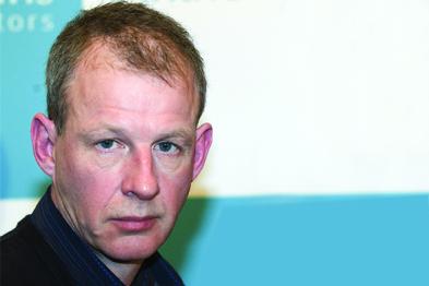 Dr Stuart Gray: beat gag attempt (Photograph: Rex Features)
