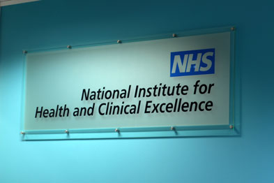 NICE said there was 'significant uncertainty' about the manufacturers' trial results