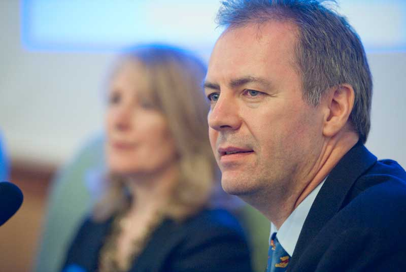 Dr Alan McDevitt: warning over primary care development fund (Photo: Douglas Robertson)