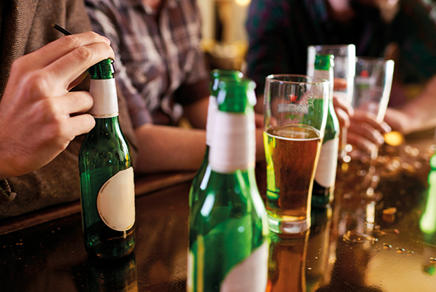 A significant number of people consume alcohol at levels that could put their health at risk