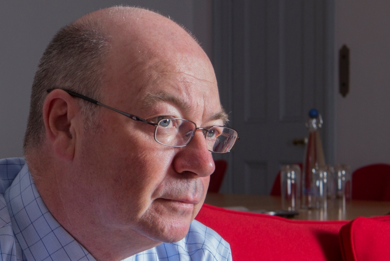Primary care minister Alistair Burt: GPs need investment (Photo: Wilde Fry)