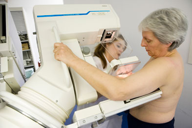 Mammography exammination (Photo: SPL)