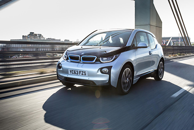 Car Review Bmw I3 Is Smart Futuristic And Environmentally Friendly Gponline