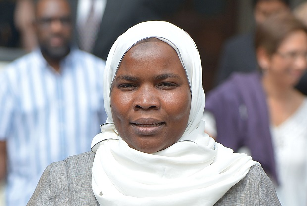 Dr Hadiza Bawa-Garba pictured outside the Court of Appeal in July (Photo: Nick Ansell/PA Wire/PA Images)