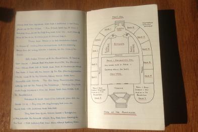 Belsen journal: medical student Michael Hargrave kept detailed notes