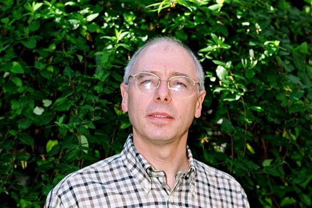 Dr Brian Fisher (Photo: Dan Wootton)