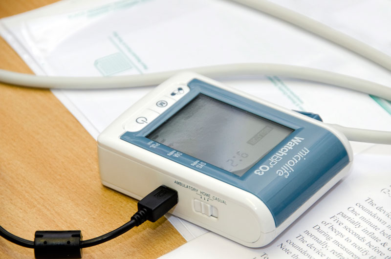 TOVI is essential to ambulatory BP monitoring of hypertensive patients  (Photo: SPL)