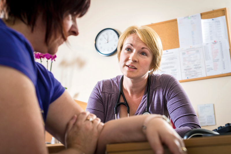GPs should explore the reasons for an unco-operative patient's decision