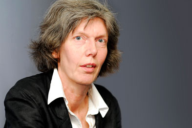 Dr Colvin: it would be mad to chase data that doesn't benefit patients (Photograph: JH Lancy)