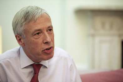 Lord Howe: 2013 will be one of the best years for the NHS (Photo: Jason Heath Lancy)