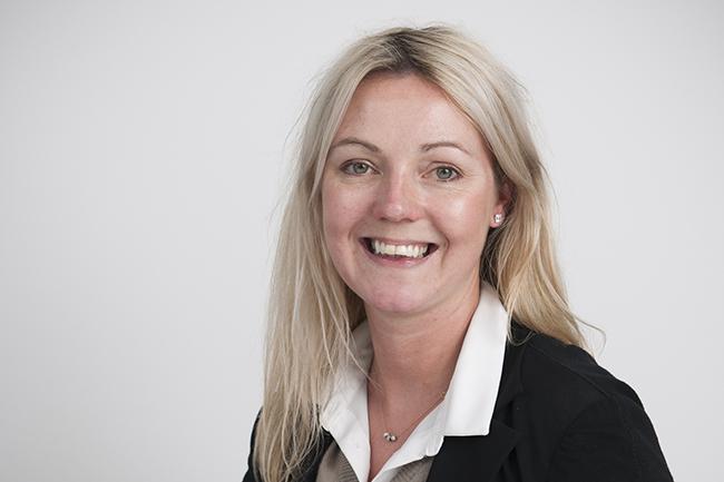 Caroline Fryar博士,MDU咨询服务主管