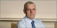 Peter Carter, RCN general secretary