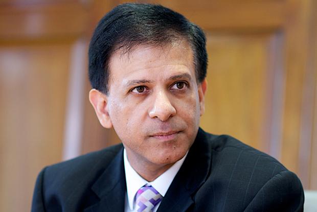 BMA chair Dr Chaand Nagpaul (Photo: JH Lancy)