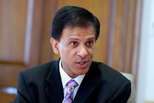 GPC chair Dr Chaand Nagpaul (Photo: JH Lancy)