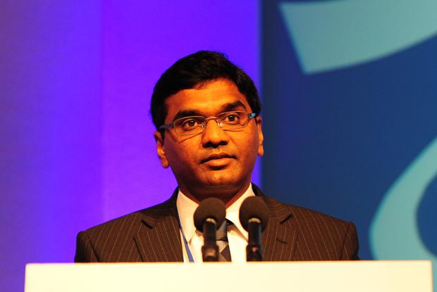 Dr Chandra Kanneganti (Photo: JH Lancy)