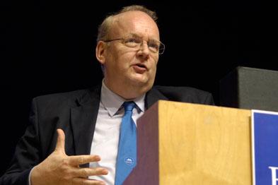 Dr Peter Swinyard: quality counts