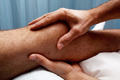 60% of physiotherapy managers said cuts had or would reduce the treatment sessions patients could receive (Photograph: MAURO FERMARIELLO/SCIENCE PHOTO LIBRARY)