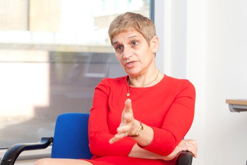 Professor Clare Gerada: seven-day service plans (Photo: Alex Deverill)