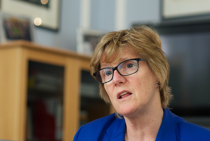 CMO Dame Sally Davies: all GPs need flu jab (Photo: JH Lancy)