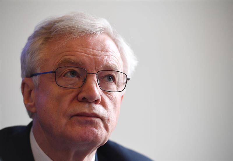 Former Brexit secretary David Davis (Photo: Leon Neal/Getty Images)
