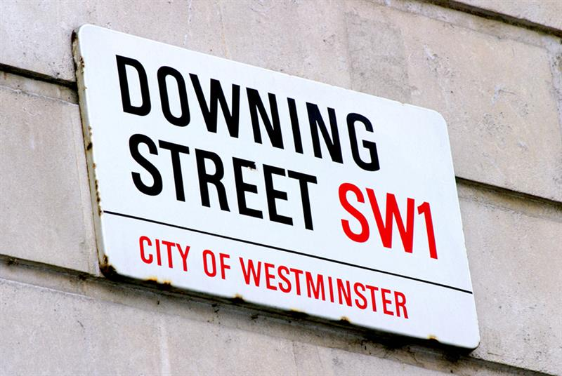 Letter to Downing Street (Photo: Hisham Ibrahim/Getty Images)