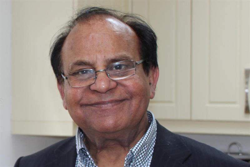 Dr Om Prakash Chawla (Photo: Dr Sudeep Chawla)