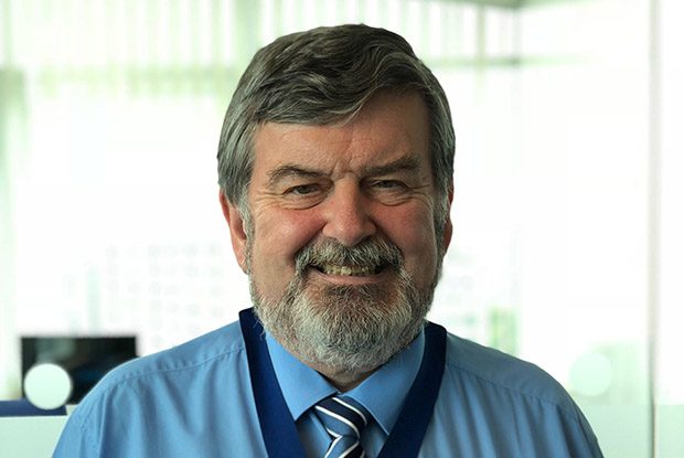 GPC Wales chair Dr Phil White (Photo: BMA Wales)