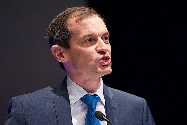 BMA GP committee member Dr Peter Holden (Photo: JH Lancy)