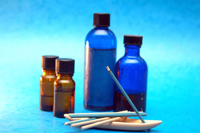 Aromatherapy is a listed therapy with the Complementary and Natural Healthcare Council