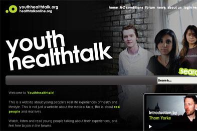 www.youthhealthtalk.org
