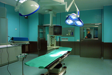 Researchers found no substantial change in socio-economic patterns of hospital use