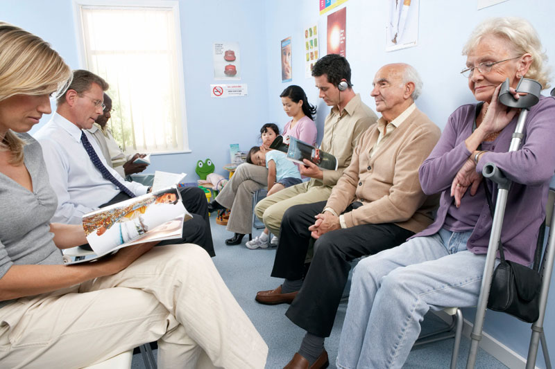 A well-managed appointments system is essential in challenging times (ISTOCK)