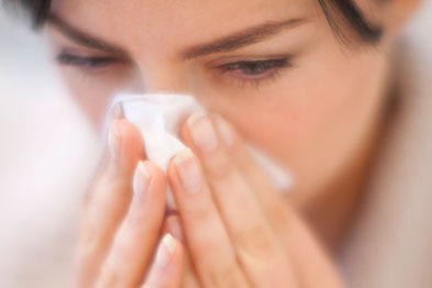 Seasonal flu occurs mainly in winter