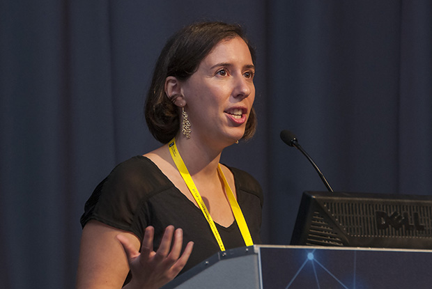 Dr Francesca Silman (Photo: Pete Hill)