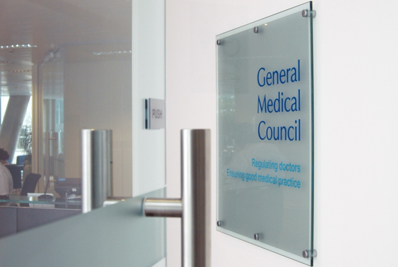 GMC: investigations impact on doctors (Photo: JH Lancy)