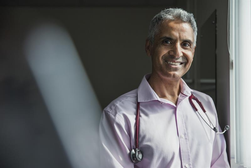 NHS reliance on GPs aged over 55 rising (Photo: SolStock/Getty Images)