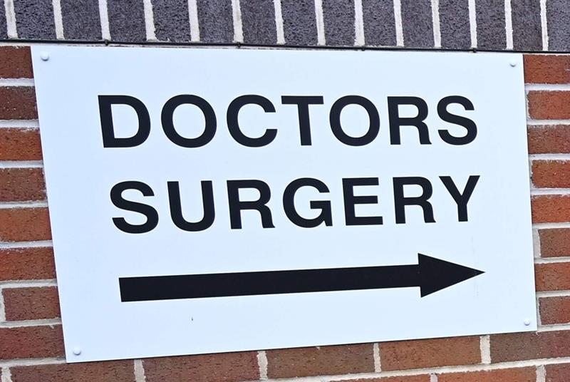GP surgery (Photo: Glyn Kirk/Getty Images)
