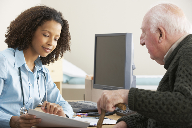 GP consultation (Photo: iStock)