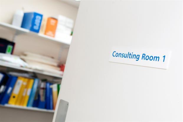 GP consultation (Photo: Robert Johns/UNP)