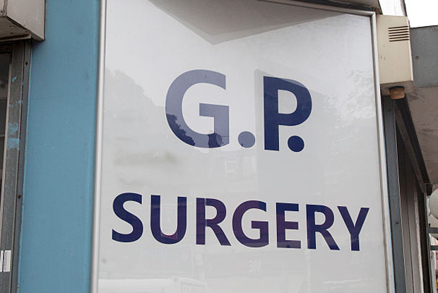 GP surgery (Photo: Mike Kemp/Getty Images)