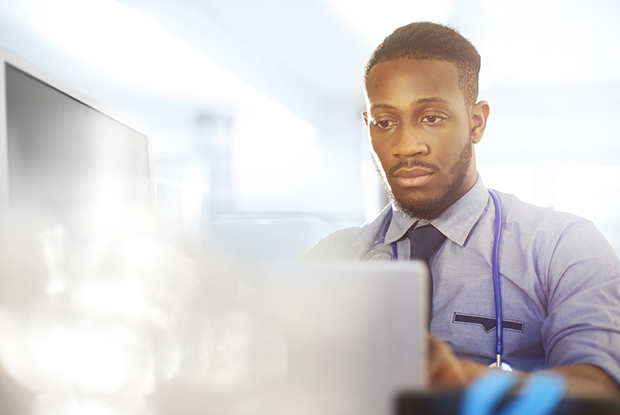 GP trainee: out-of-hours training criticised (Photo: iStock)