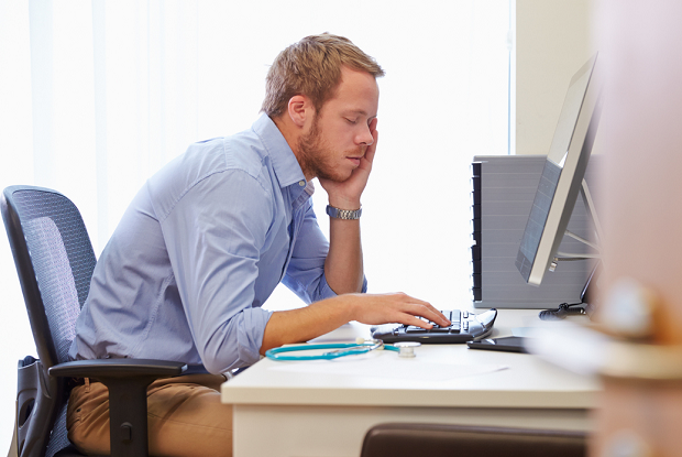 GPs unable to take breaks (Photo: iStock)