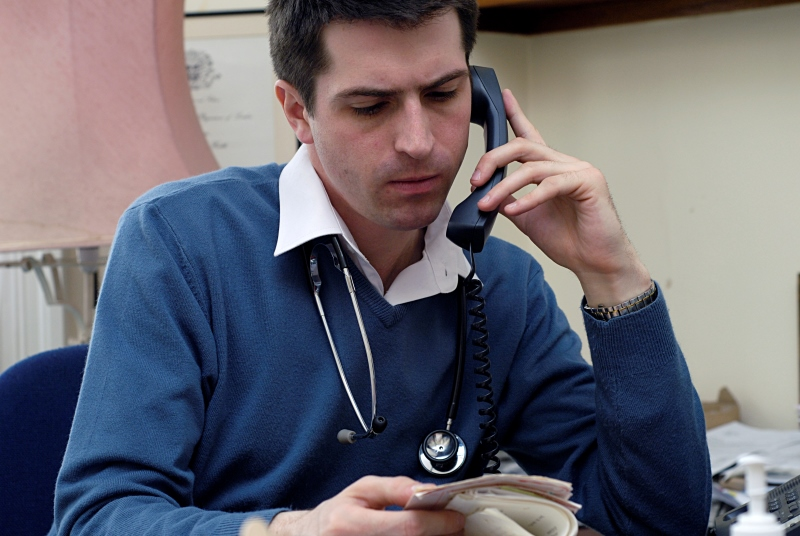 GP trainee: slow recruitment is key threat to workforce (Photo: JH Lancy)