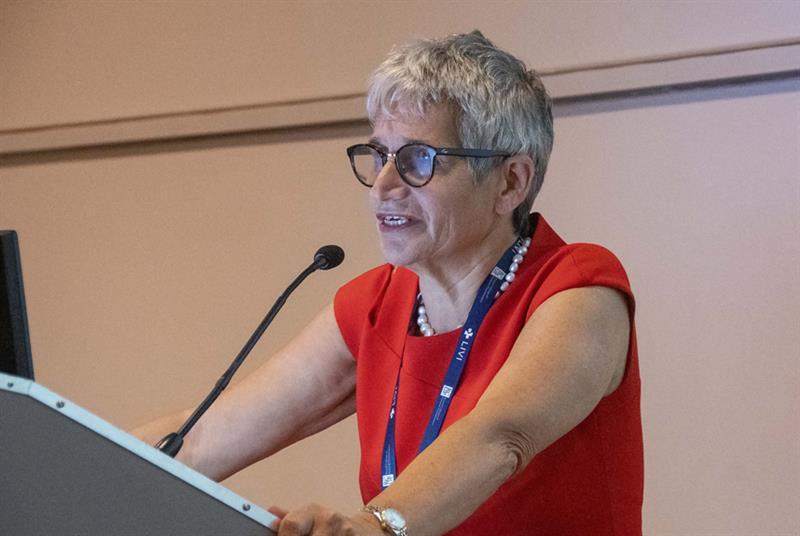 Professor Dame Clare Gerada (Photo: Pete Hill)