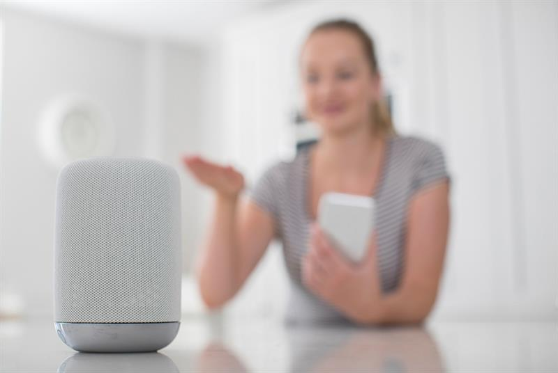 Standard functions of commercial digital assistants can be adapted to support health and wellbeing (Photo: Daisy-Daisy/Getty Images)