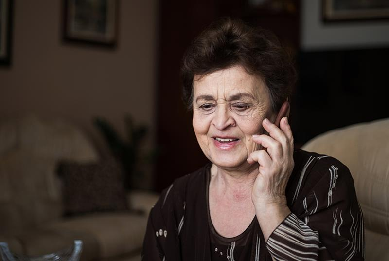 The volunteer scheme is running a 'check in and chat' service to help prevent loneliness (Photo: Dobrila Vignjevic/Getty Images)