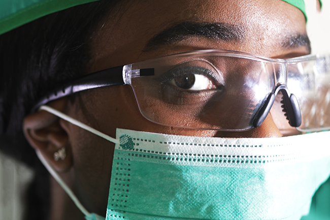 BAME healthcare staff are at greater risk from COVID-19 (Photo: Peter Cade/Getty Images)