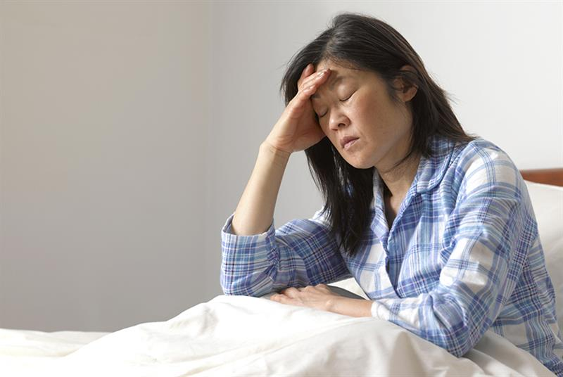 Headache and fatigue were common symptoms the study found (Photo: Peter Dazeley/Getty Images)